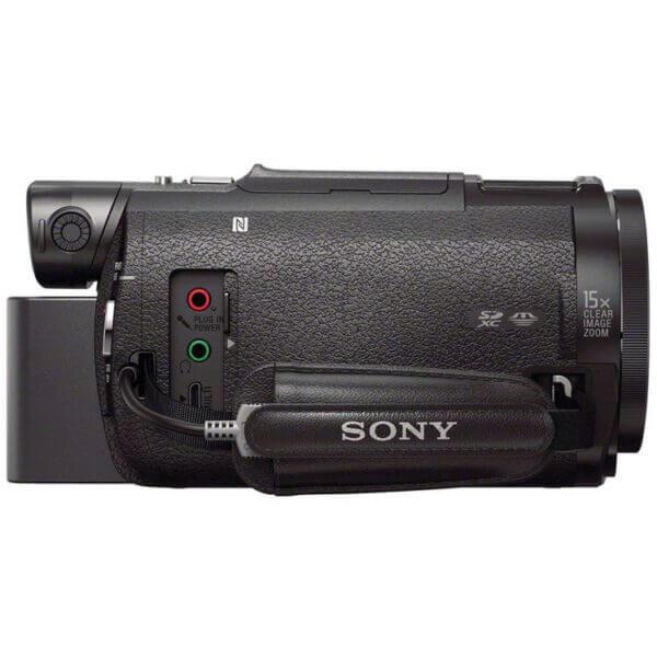 Sony Handycam FDR AX33 Black 8