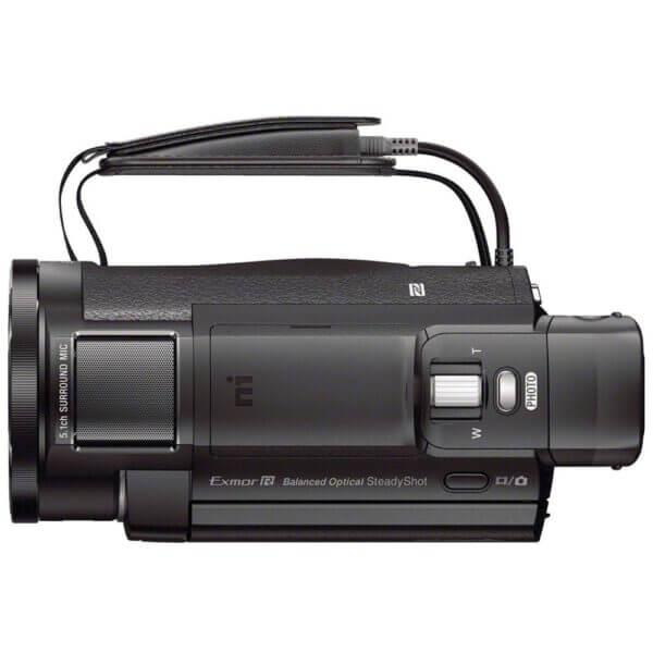 Sony Handycam FDR AX33 Black 9