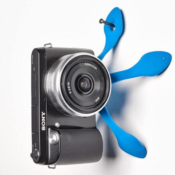Splat Flexible Tripod for Mirrorless SP CSC Blue 20 7