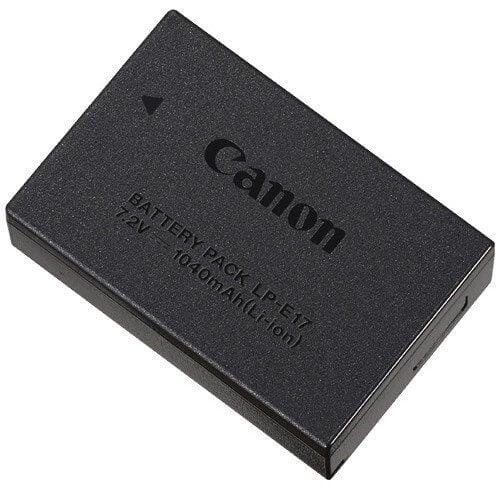 Canon Battery LP E17 for 750D 760D 1