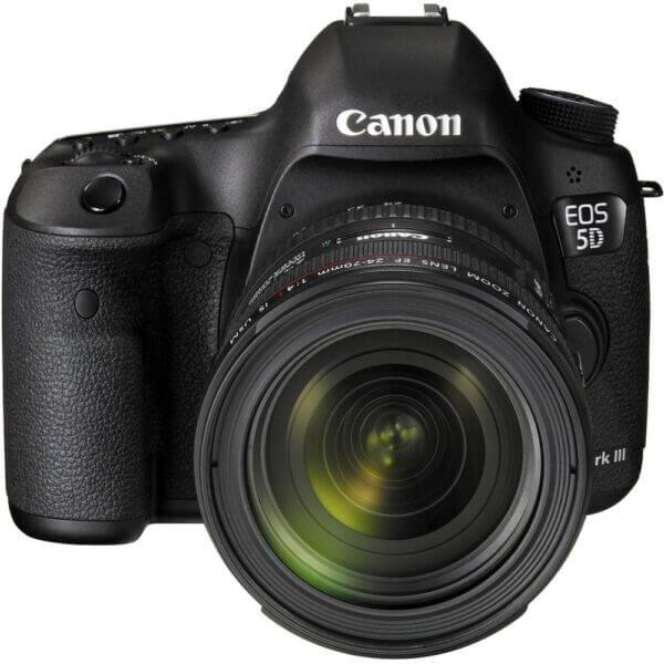 Canon EOS 5D Mark III Body ประกันศูนย์ 8