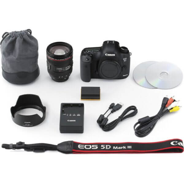 Canon EOS 5D Mark III Body ประกันศูนย์ 9
