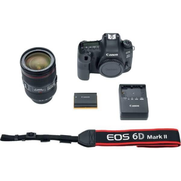 Canon EOS 6D Mark II 24 105 Thai ประกันศูนย์ไทย 2