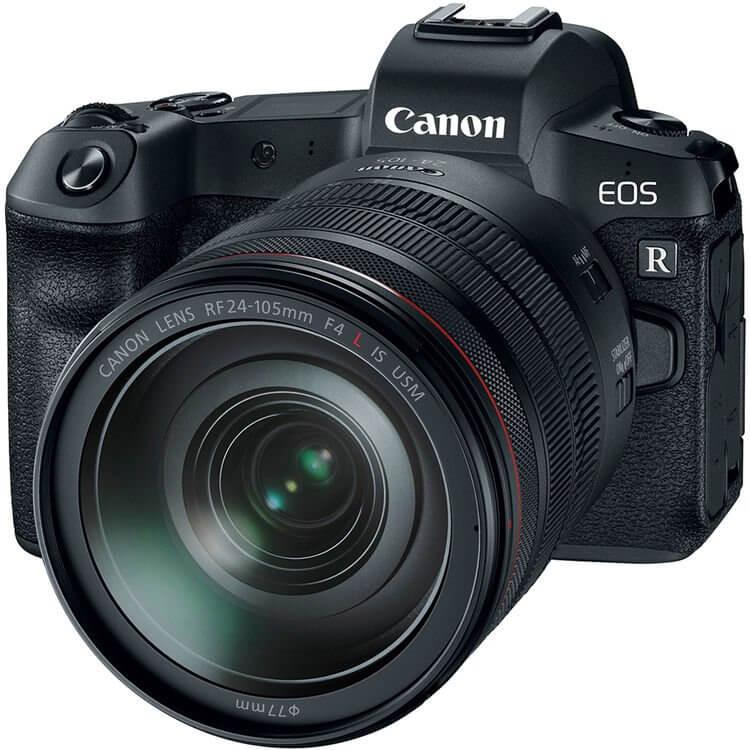 Canon EOS R Kit 24 105 1