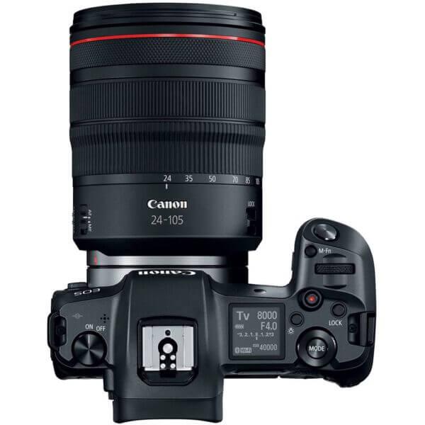 Canon EOS R Kit 24 105 6