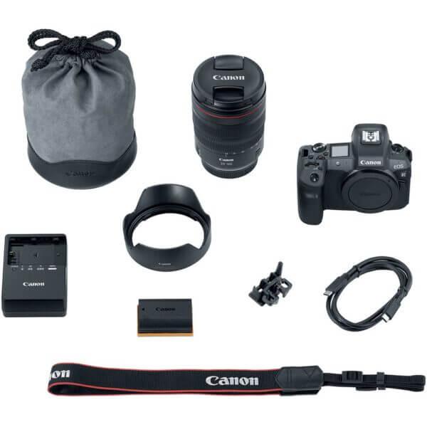 Canon EOS R Kit 24 105 7