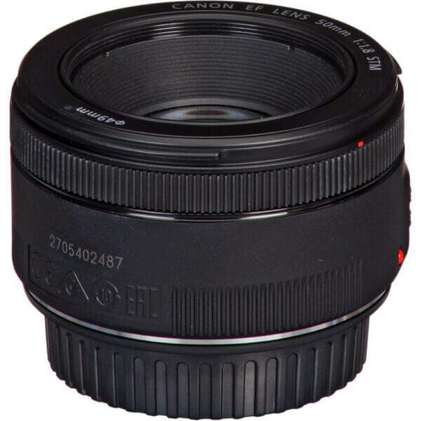 Canon Lens EF 50mm F1.8 II ประกันศูนย์ 10