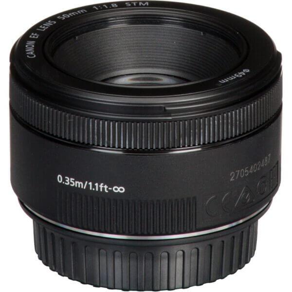 Canon Lens EF 50mm F1.8 II ประกันศูนย์ 11