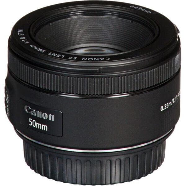 Canon Lens EF 50mm F1.8 II ประกันศูนย์ 12