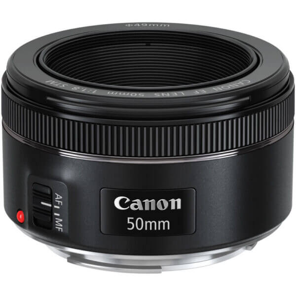 Canon Lens EF 50mm F1.8 II - (ประกันศูนย์) (3)