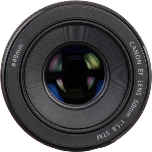 Canon Lens EF 50mm F1.8 II ประกันศูนย์ 8