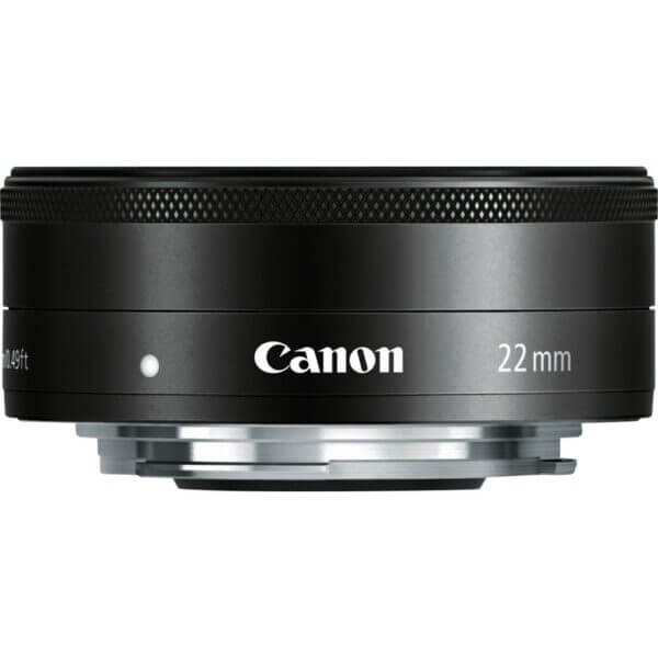 Canon Lens EF M 22mm F2 STM No Package Thai 2