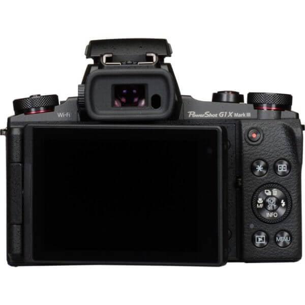 Canon PowerShot G1X Mark III 11