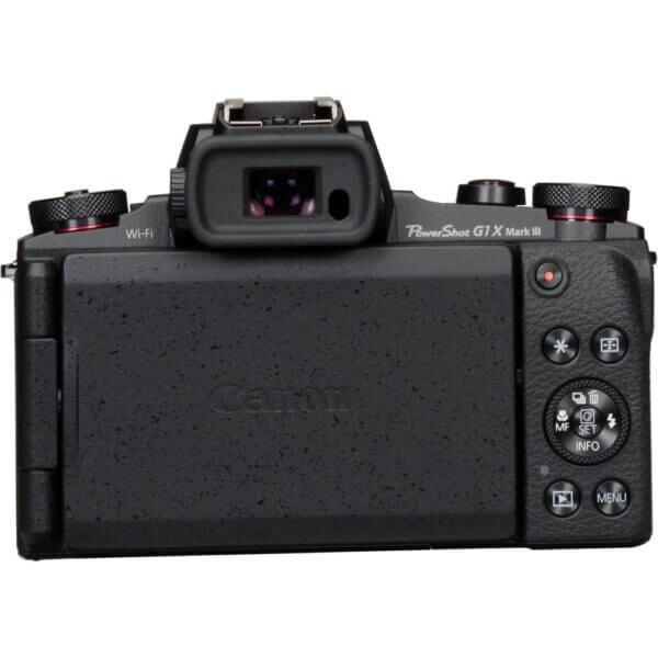 Canon PowerShot G1X Mark III 16