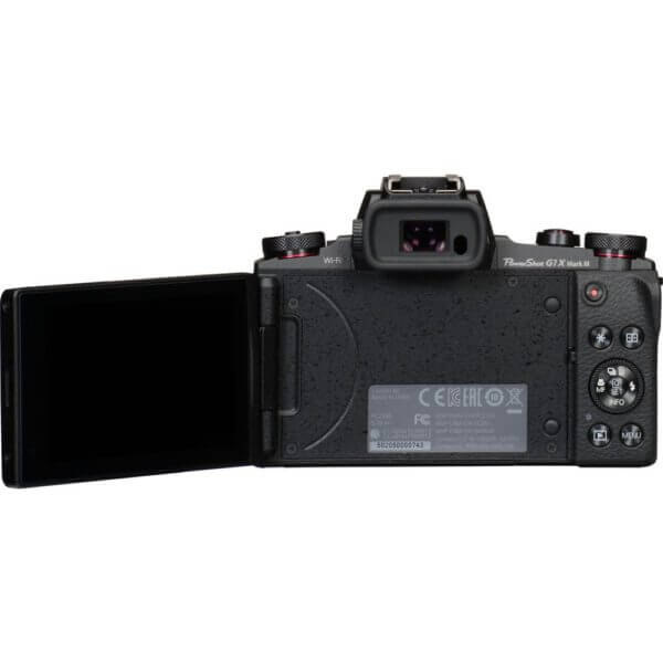 Canon PowerShot G1X Mark III 18