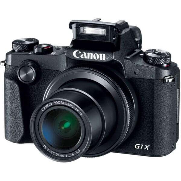 Canon PowerShot G1X Mark III 2