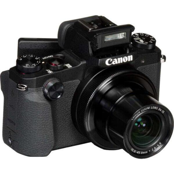 Canon PowerShot G1X Mark III 24