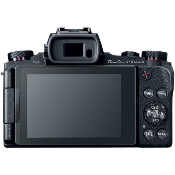Canon PowerShot G1X Mark III 5