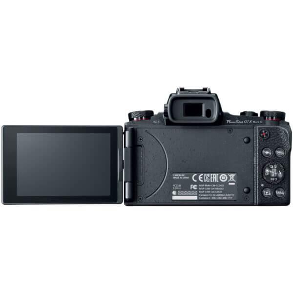 Canon PowerShot G1X Mark III 6