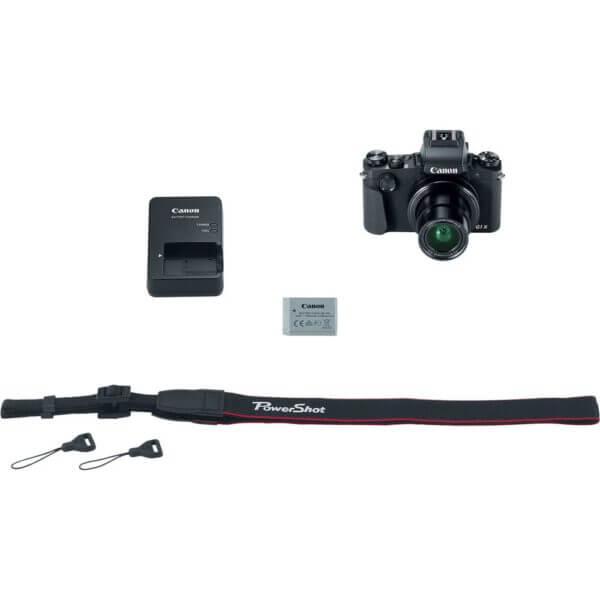 Canon PowerShot G1X Mark III 8