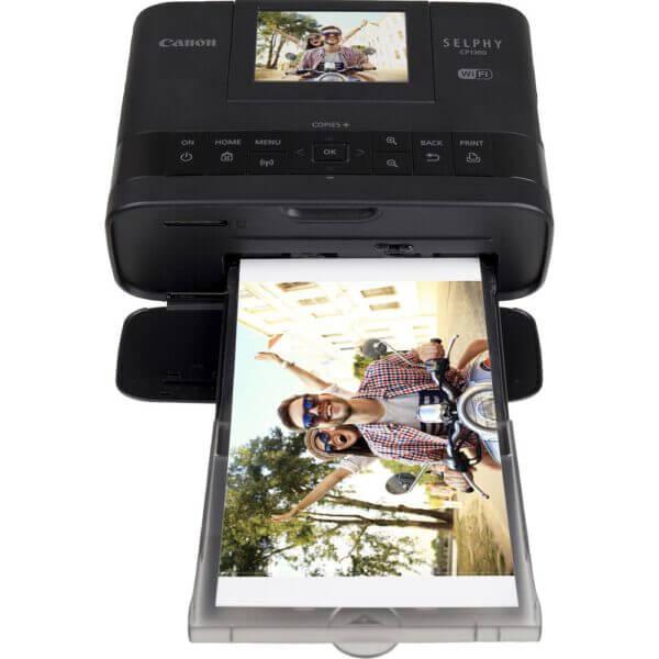 Canon Selphy CP1300 Compact Photo Printer 10