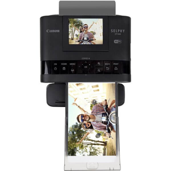 Canon Selphy CP1300 Compact Photo Printer 11