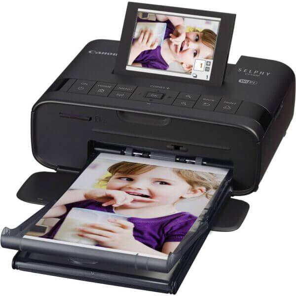Canon Selphy CP1300 Compact Photo Printer 12