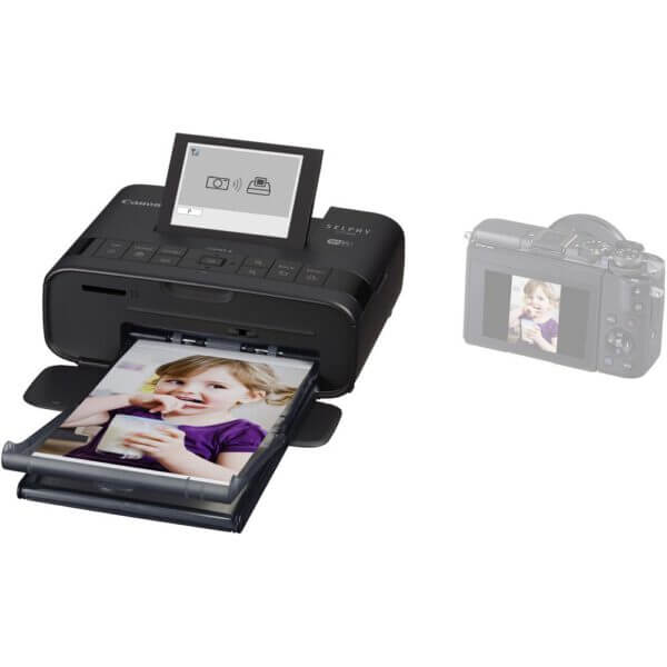 Canon Selphy CP1300 Compact Photo Printer 13