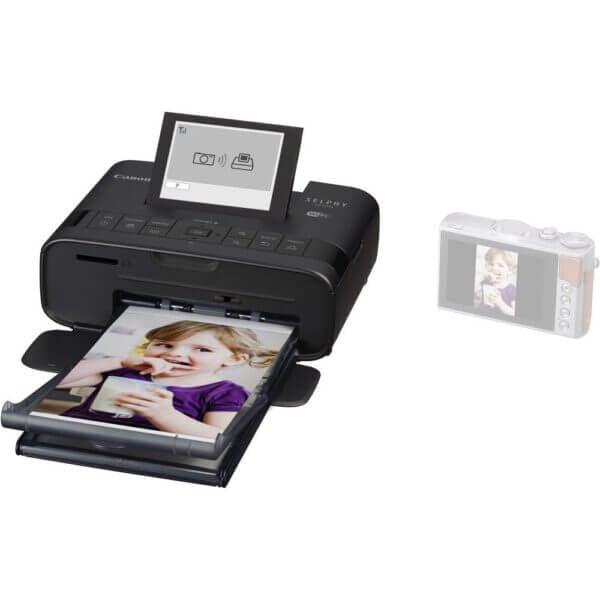 Canon Selphy CP1300 Compact Photo Printer 14