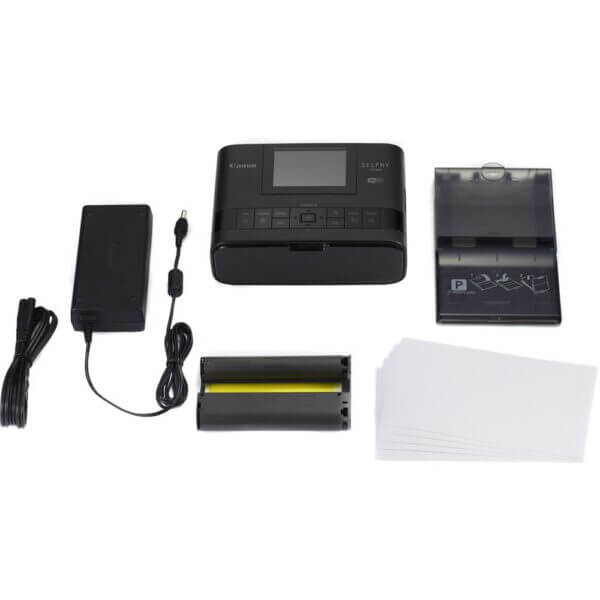 Canon Selphy CP1300 Compact Photo Printer 17
