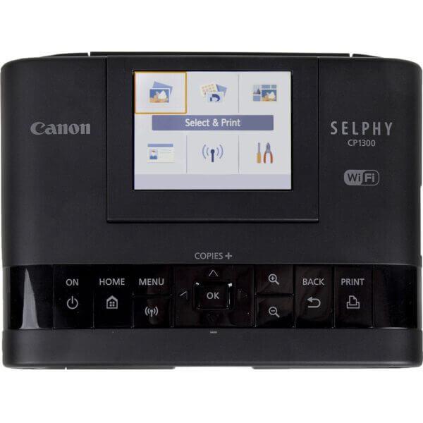 Canon Selphy CP1300 Compact Photo Printer 4