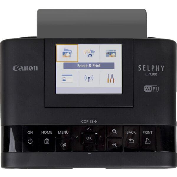 Canon Selphy CP1300 Compact Photo Printer 5