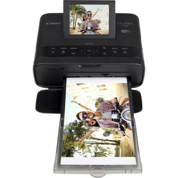 Canon Selphy CP1300 Compact Photo Printer 6