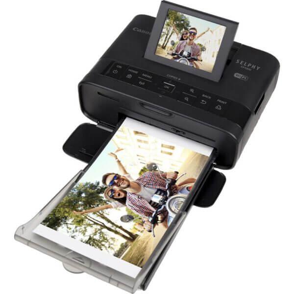 Canon Selphy CP1300 Compact Photo Printer 7