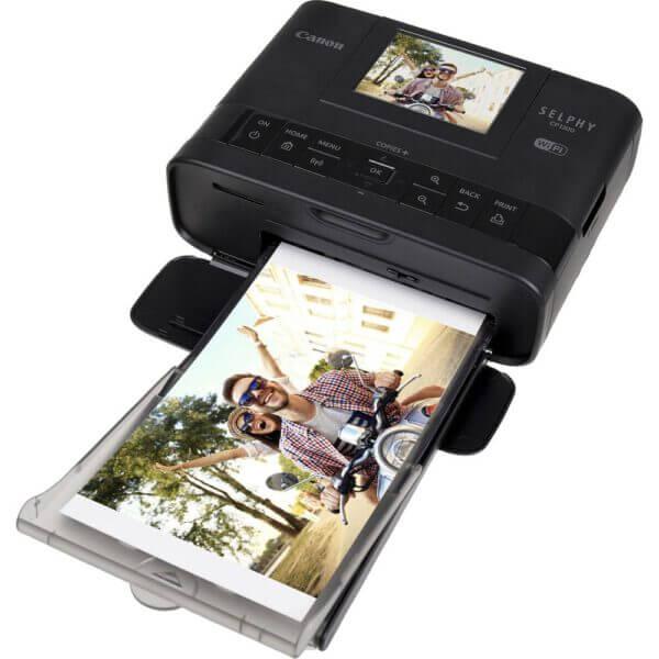 Canon Selphy CP1300 Compact Photo Printer 8