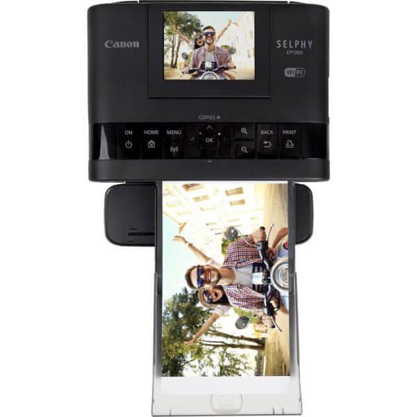 Canon Selphy CP1300 Compact Photo Printer 9