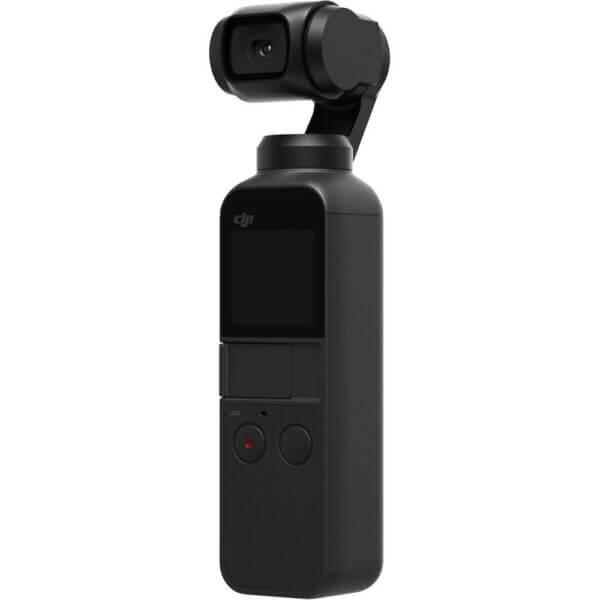 DJI Gimbal Osmo Pocket with 4K Video Camera 3