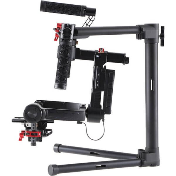 DJI Gimbal Ronin M 3 Axis Professional Camera Stabilization System 3