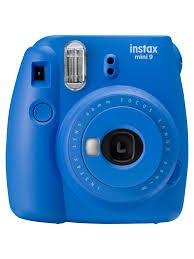 Fujifilm Instax mini 9 Denim Set Cobalt Blue 5