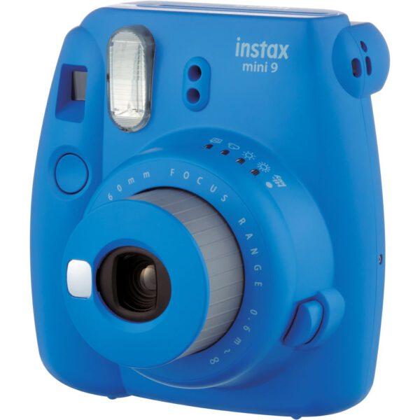 Fujifilm Instax mini 9 Denim Set Cobalt Blue 9