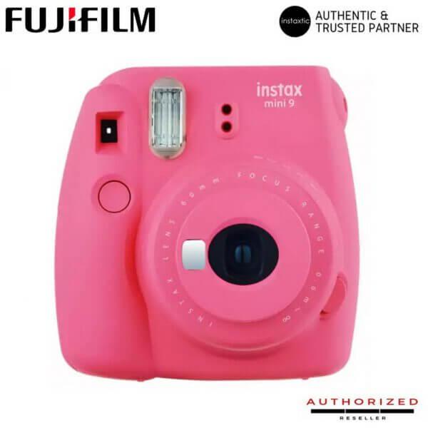Fujifilm Instax mini 9 Denim Set Flamingo Pink 2