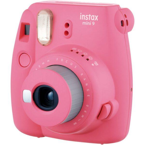 Fujifilm Instax mini 9 Denim Set Flamingo Pink 3