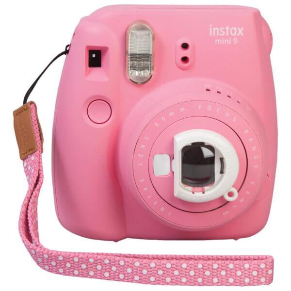 Fujifilm Instax mini 9 Denim Set Flamingo Pink 4