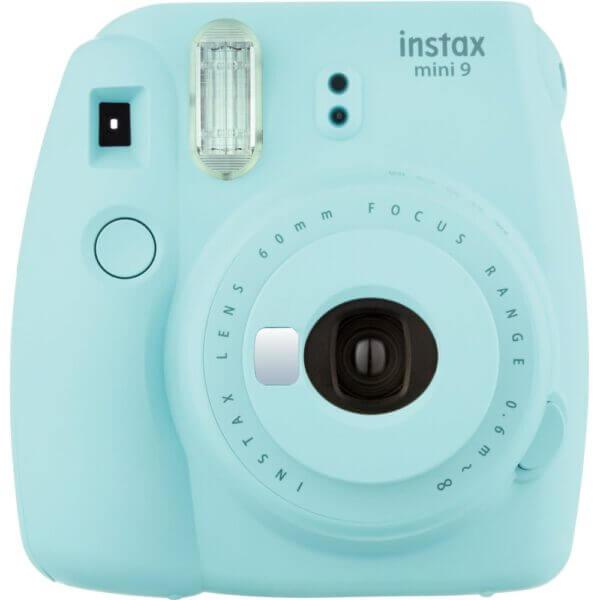 Fujifilm Instax mini 9 Denim Set Ice Blue 4