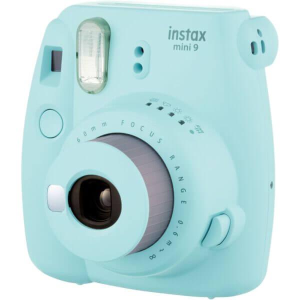 Fujifilm Instax mini 9 Denim Set Ice Blue 5