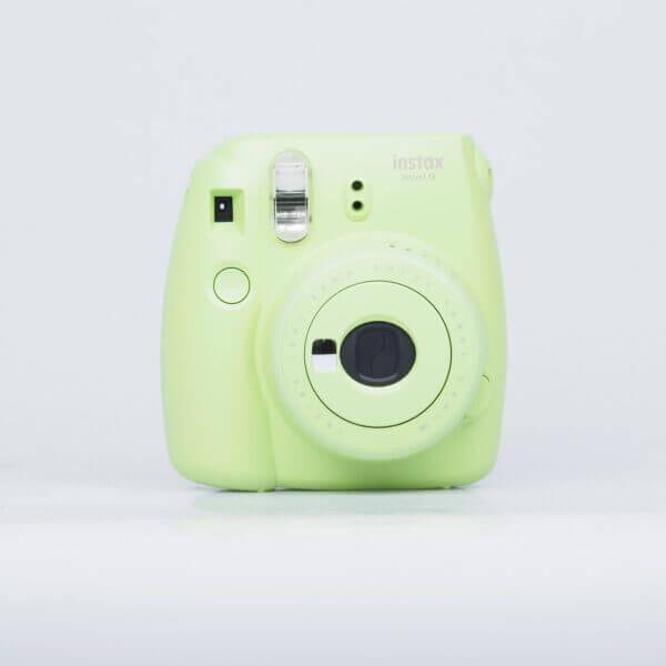 Fujifilm Instax mini 9 Denim Set Lime Green 3
