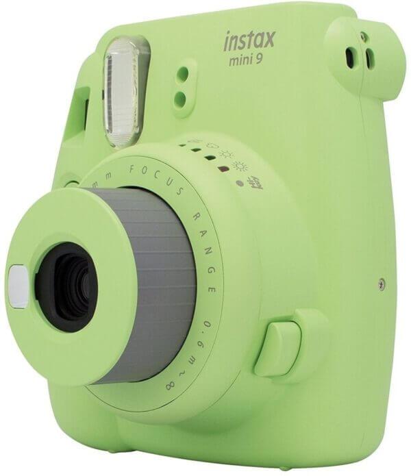 Fujifilm Instax mini 9 Denim Set Lime Green 4