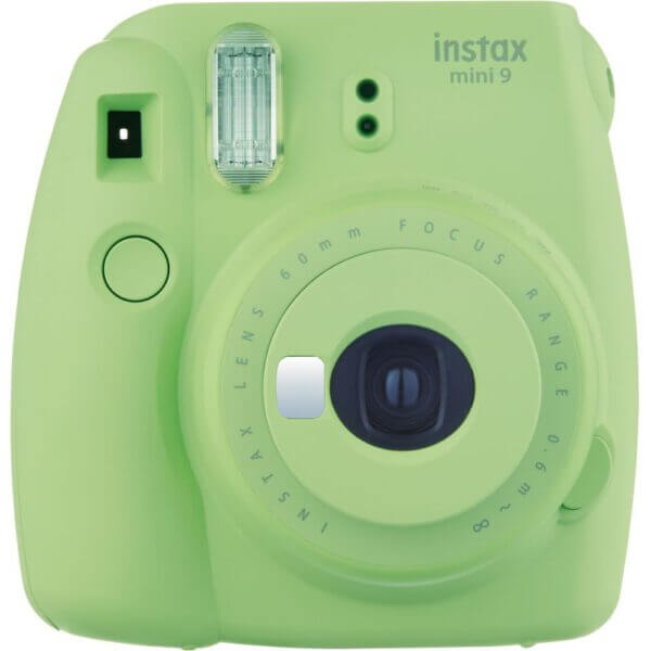 Fujifilm Instax mini 9 Denim Set Lime Green 6