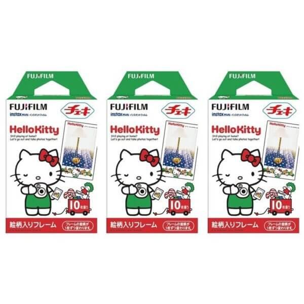 Fujifilm Instax mini Film Kitty Version 3 1 1