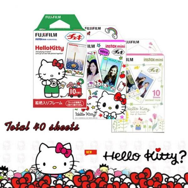 Fujifilm Instax mini Film Kitty Version 3 3